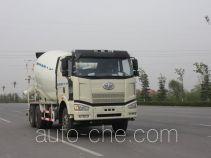 利达牌LD5250GJBP66K2L2T1E型混凝土搅拌运输车