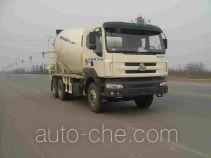 利达牌LD5250GJBPDH型混凝土搅拌运输车