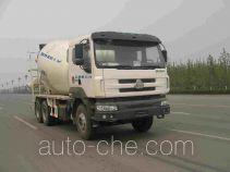 利达牌LD5250GJBPDHA型混凝土搅拌运输车