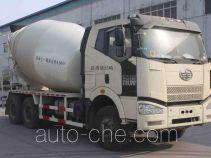 利达牌LD5250GJBXCA4312型混凝土搅拌运输车