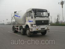 利达牌LD5251GJBN34C1型混凝土搅拌运输车