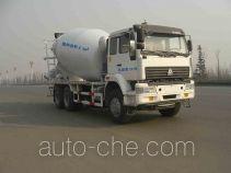 利达牌LD5251GJBN4241C型混凝土搅拌运输车