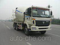 利达牌LD5252GJBA36Z型混凝土搅拌运输车
