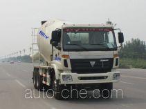 利达牌LD5252GJBA41Z型混凝土搅拌运输车