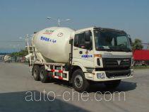 利达牌LD5253GJBA41型混凝土搅拌运输车
