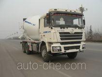 利达牌LD5255GJBJR424型混凝土搅拌运输车