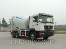 利达牌LD5255GJBS3810型混凝土搅拌运输车