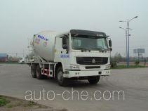 利达牌LD5257GJBN4012型混凝土搅拌运输车