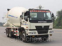 利达牌LD5258GJBA43H型混凝土搅拌运输车