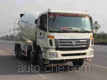 利达牌LD5313GJBA3010Q型混凝土搅拌运输车
