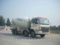 利达牌LD5313GJBA3514型混凝土搅拌运输车