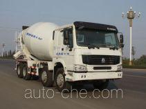 利达牌LD5317GJBN3267D型混凝土搅拌运输车