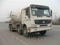 利达牌LD5317GJBN3268W型混凝土搅拌运输车