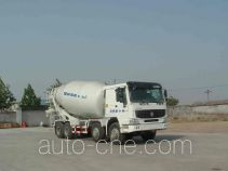 利达牌LD5317GJBN3615型混凝土搅拌运输车