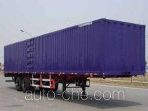 Leader LD9280XXY box body van trailer