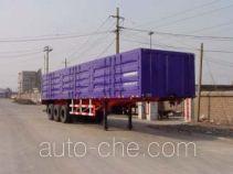 Leader LD9350XXY box body van trailer