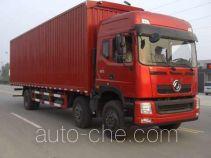 Dongju LDW5250XYKL5D wing van truck
