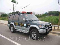 Laisi emergency communications vehicle