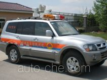 Laisi LES5030TZHLB communications command vehicle