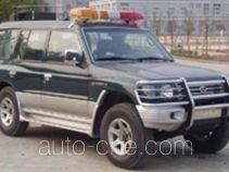 Laisi LES5030TZHLF communications command vehicle