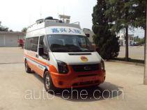 Laisi LES5040XTXJL communication vehicle