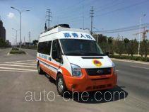 Laisi LES5049XTXJX communication vehicle