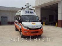 Laisi LES5070XTXEC communication vehicle