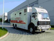 Laisi LES5200TYJZH emergency command vehicle