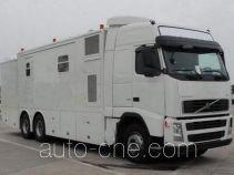 Laisi LES5200TYJZHV large-scale emergency communications command vehicle