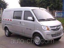 Lifan LF5029XXY/CNG box van truck