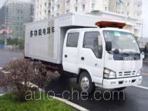 Lifan LF5040TDY мобильная электростанция на базе автомобиля