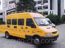 Lifan LF5043XGC engineering works vehicle