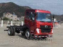 Sojen LFJ3044SCG2 dump truck chassis