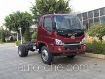 Skat LFJ3070G6 dump truck chassis