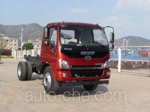 Skat LFJ3165G1 dump truck chassis