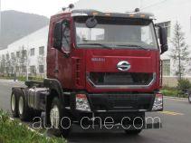 Sojen LFJ3251SCG1 dump truck chassis