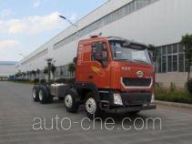 Geaolei LFJ3315G11 dump truck chassis