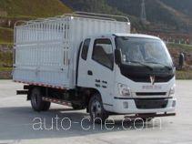 斯卡特牌LFJ5045CCYPCG1型仓栅式运输车