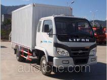 Skat LFJ5058XXYG1 box van truck