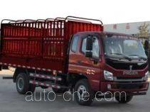 斯卡特牌LFJ5085CCYPCG1型仓栅式运输车