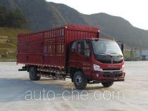 铂骏牌LFJ5130CCYG2型仓栅式运输车