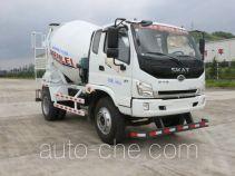 斯卡特牌LFJ5160GJBSCG1型混凝土搅拌运输车