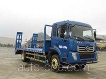 Kaiwoda LFJ5160TPB flatbed truck