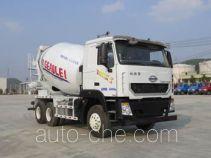 Geaolei LFJ5255GJB concrete mixer truck