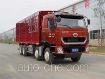 格奥雷牌LFJ5315CCYG1型仓栅式运输车