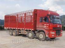 格奥雷牌LFJ5316CCY2型仓栅式运输车
