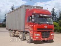 格奥雷牌LFJ5316XXY1型厢式运输车