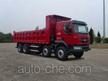 福狮牌LFS3310LQA型自卸汽车