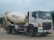 福狮牌LFS5251GJBYCA型混凝土搅拌运输车