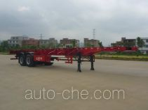 Fushi LFS9350TJZ container transport trailer